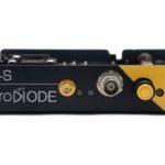Pulse laser diode driver front panel