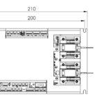 fiber laser diode driver dimensions