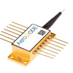 915 nm laser diode with a singlemode hI1060 fiber output - type-1 Butterfly pinning