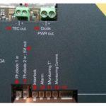 Entrées et sorties de la diode laser haute puissance