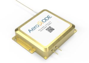 140 W 976 nm laser diode form factor