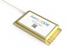 large form factor flaser diode