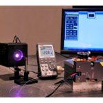 high power laser diode driver setup