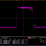 laser diode reliability test 100 ns 4A pulse
