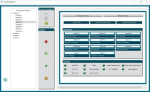 laser diode reliability test GUI2