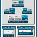 SOA pulsed driver GUI