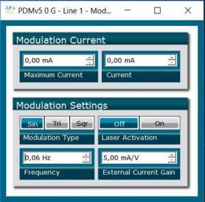 TDLAS-GUI-Modulation