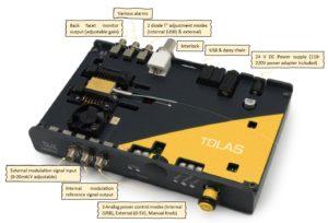 TDLAS input & output connectors
