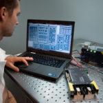 Aerodiode multiboard system control center