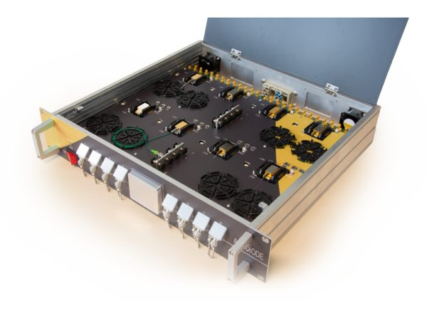 multi channel laser diode driver