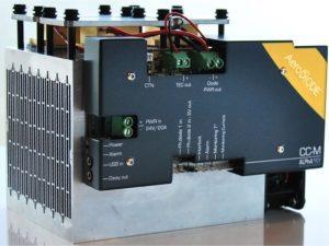 Fiber laser high power driver