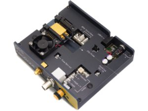 Fiber laser pulsed laser diode driver