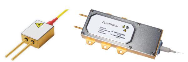 Fiber laser lumentum diodes