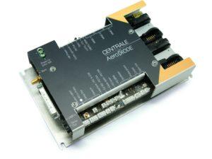 Fiber laser diode driver