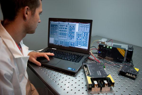 Aerodiode multiboard control center