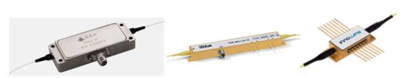 Fiber laser modulator