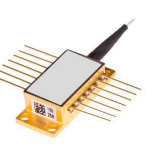 Fiber coupled 1550 nm laser diode