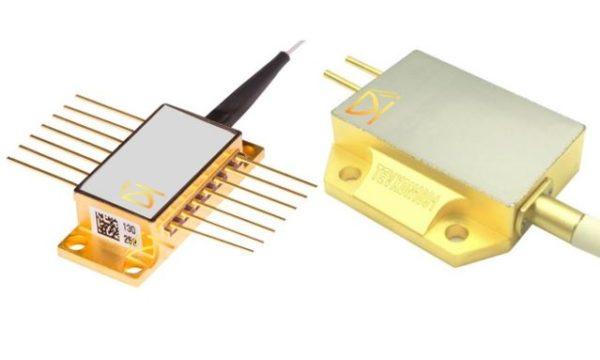 Fiber coupled laser diode