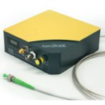 The laser diodes can be integrated in a turn-key module with all protections set and reliable metal protected fiber pigtail.